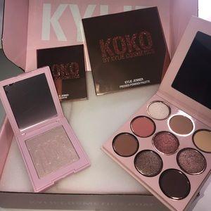 Kylie Cosmetics Koko Palette + True Mama